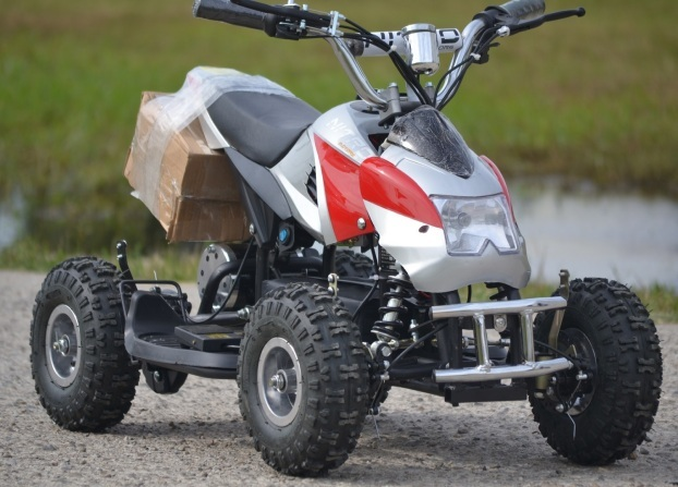 ATV Gilera Typhoon 50